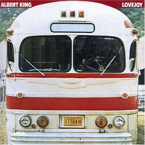 Albert King Everybody Wants To Go To Heaven cover art