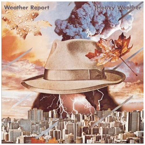 Weather Report Birdland cover art