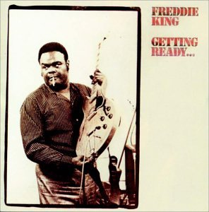 Freddie King Going Down cover art