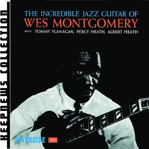 Wes Montgomery West Coast Blues cover art