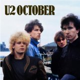 October sheet music by U2