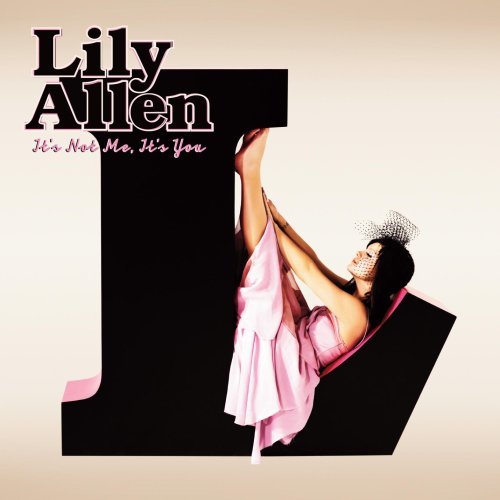 Lily Allen Not Fair cover art