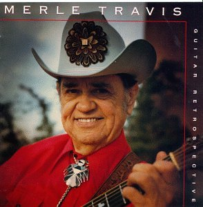 Merle Travis El Rancho Grande cover art