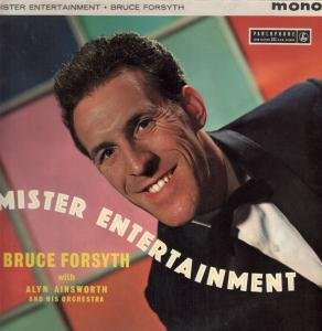 Bruce Forsyth If You Could Care cover art