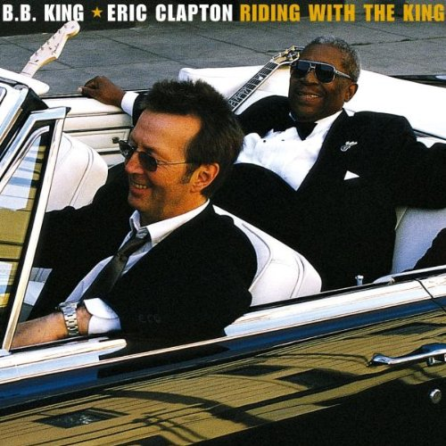 B.B. King & Eric Clapton Hold On I'm Comin' cover art