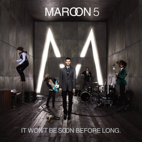 Maroon 5 Can't Stop cover art