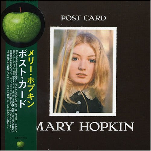Mary Hopkin Those Were The Days cover art