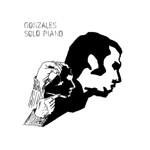 Oregano sheet music by Chilly Gonzales