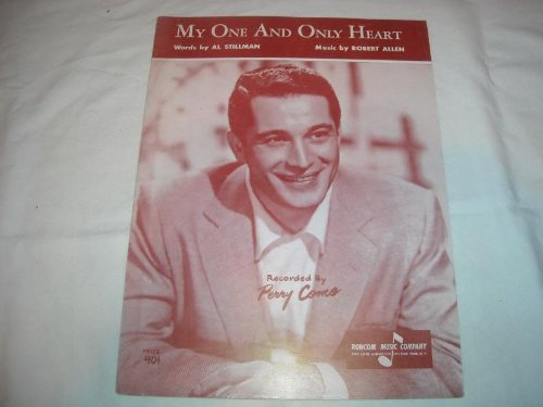 Perry Como Don't Let The Stars Get In Your Eyes cover art
