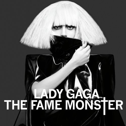Lady Gaga Bad Romance cover art