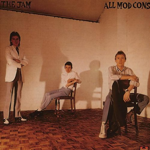 The Jam David Watts cover art