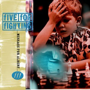 Five For Fighting The Last Great American cover art