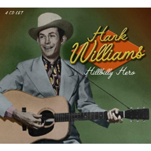 Hank Williams Howlin' At The Moon cover art