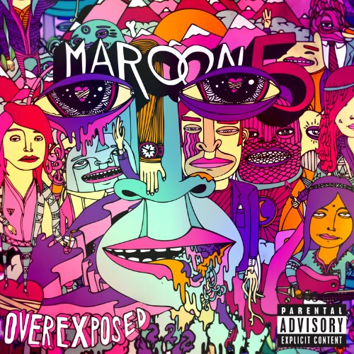 Maroon 5 Daylight cover art