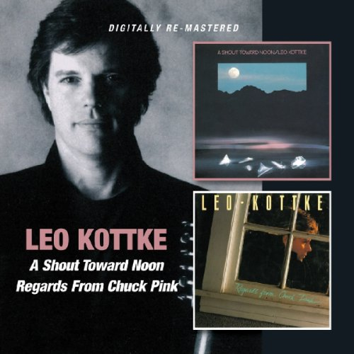 Leo Kottke Little Martha cover art