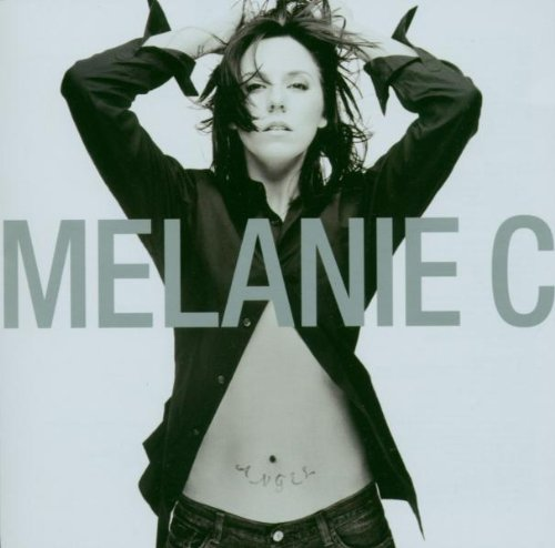 Melanie C Here It Comes Again cover art