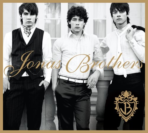 Jonas Brothers S.O.S. cover art