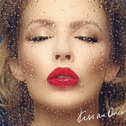 Kylie Minogue Into The Blue cover art