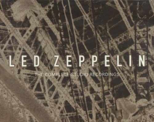 Led Zeppelin Traveling Riverside Blues cover art