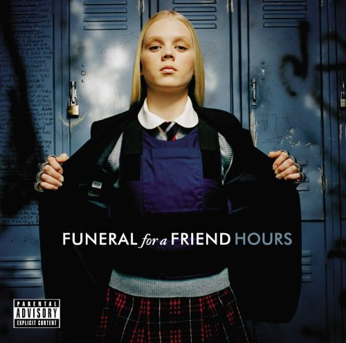 Funeral For A Friend Monsters cover art