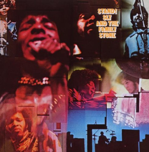 Sly & The Family Stone Stand! cover art