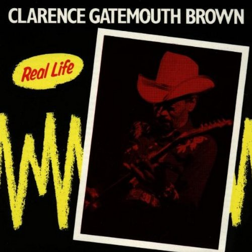 "Clarence ""Gatemouth"" Brown Okie Dokie Stomp cover art"