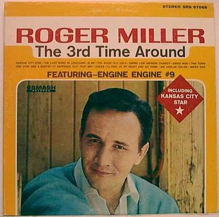 Roger Miller Kansas City Star cover art