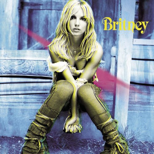 Britney Spears I'm Not A Girl, Not Yet A Woman cover art