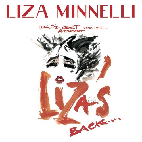 Liza Minnelli Money, Money cover art