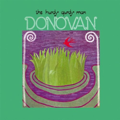 Donovan Hurdy Gurdy Man cover art