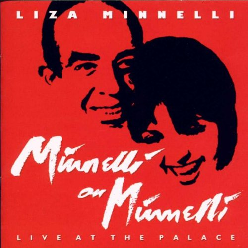 Liza Minnelli Taking A Chance On Love cover art