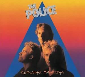 The Police Canary In A Coalmine cover art