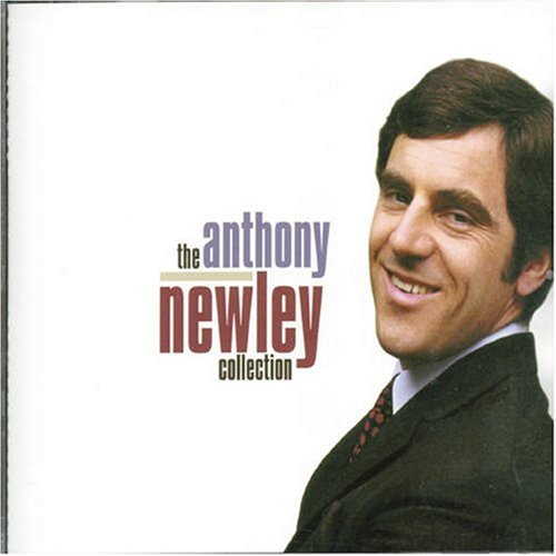 Anthony Newley Once In A Lifetime cover art