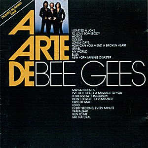 Bee Gees I've Got To Get A Message To You cover art
