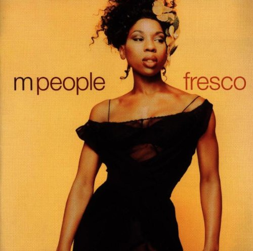 M People Red Flower Sunset cover art