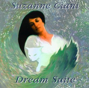 Suzanne Ciani Megan's Dream cover art