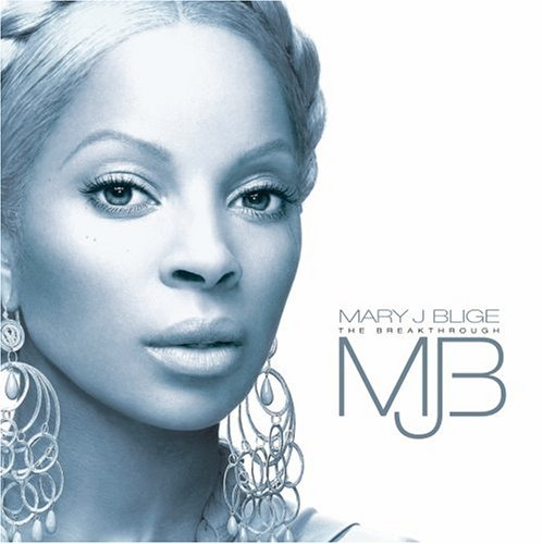 Mary J. Blige Enough Cryin' (feat. Brook-lyn) cover art