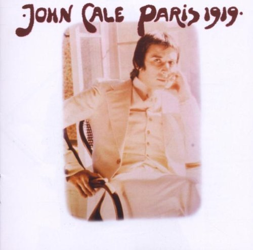 John Cale Child's Christmas In Wales cover art