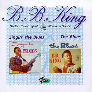 B.B. King You Upset Me Baby cover art