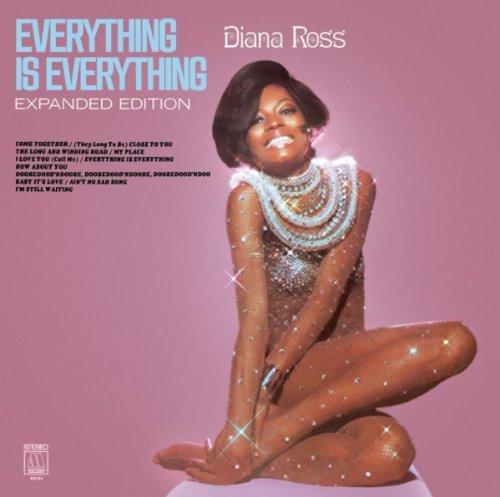 Diana Ross I'm Still Waiting cover art