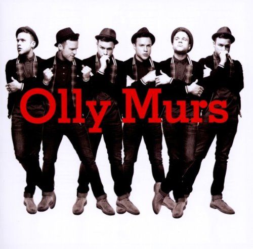 Olly Murs Heart On My Sleeve cover art