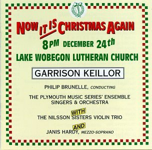 Garrison Keillor The Sons Of Knute Christmas Dance And Dinner cover art