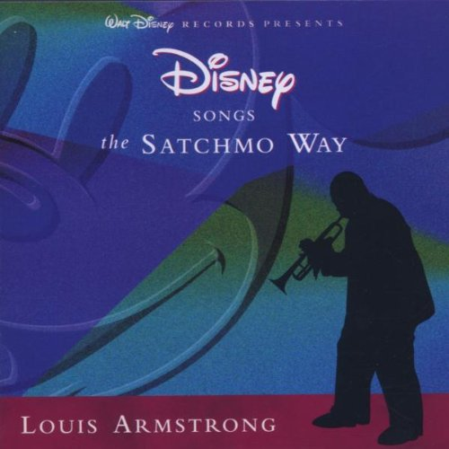 Louis Armstrong Bibbidi-Bobbidi-Boo (The Magic Song) cover art