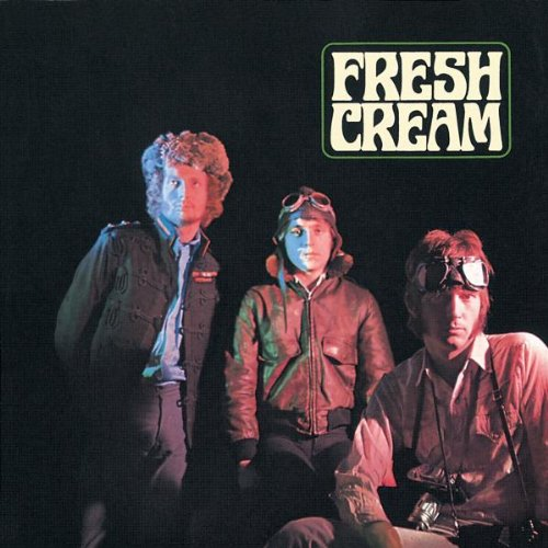 Cream I Feel Free cover art