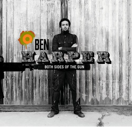 Ben Harper Engraved Invitation cover art
