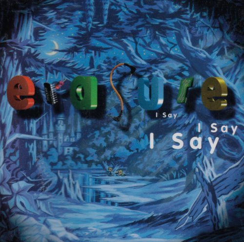 Erasure I Love Saturday cover art