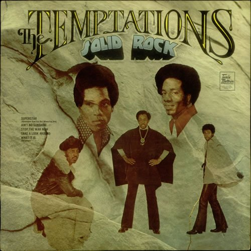 The Temptations Take A Look Around cover art