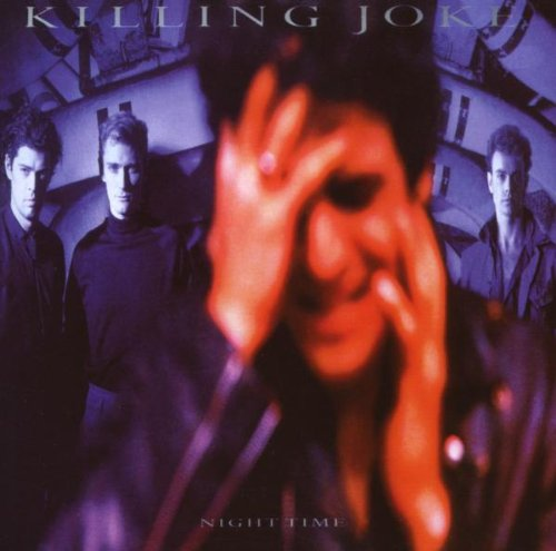 Killing Joke Love Like Blood cover art