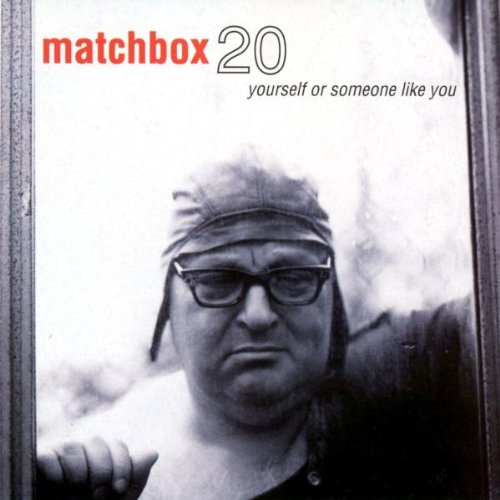 Matchbox Twenty Push cover art