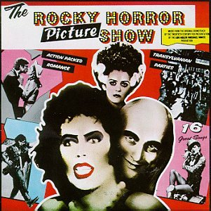 Richard O'Brien The Time Warp (from The Rocky Horror Picture Show) cover art